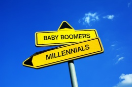 Baby Boomers vs Millennials Home Buying