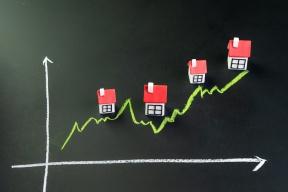 Home Sales Increasing 2020