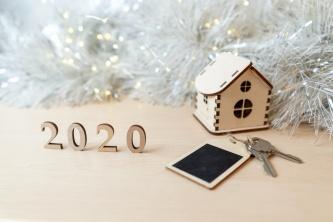 Real Estate house Keys 2020