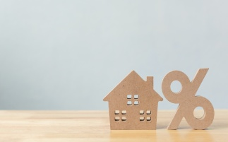 house percentage rate mortgage escrow